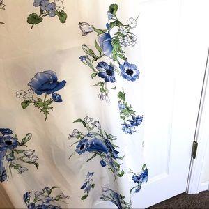 Lush Dresses - Lush Surpluce Maxi Dress Blue Floral Pattern NEW